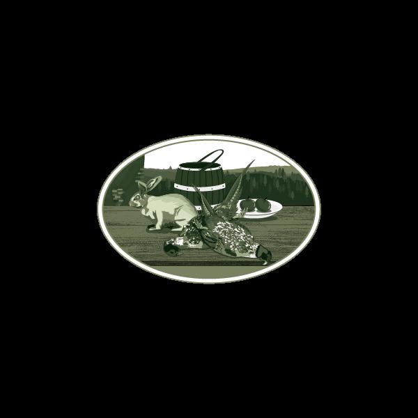 logola trattoria dei cacciatori sito realizzato da doppioslash agenzia web merate lecco
